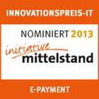 Novalnet gewinnt den 2. Platz des Innovationspreis-IT 2013