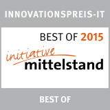 "Innovationspreis IT ""Best of 2015"" für Novalnet"