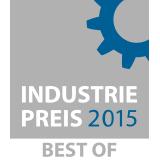 """Novalnet AG als Teil der """"Best of"""" im Industriepreis 2015"""