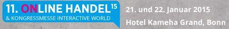 Jahreskongress Online-Handel