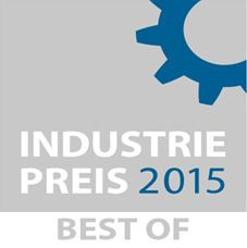 Industriepreis Best of 2015