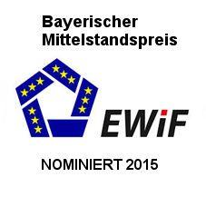 Bayerscher mittelstandspreis 2015