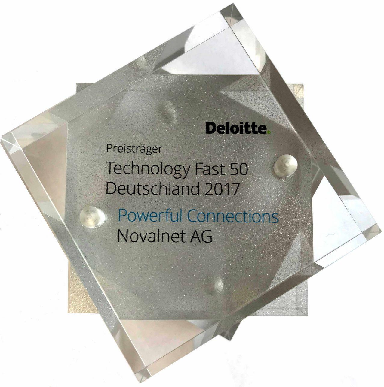 Deloitte technology fast50
