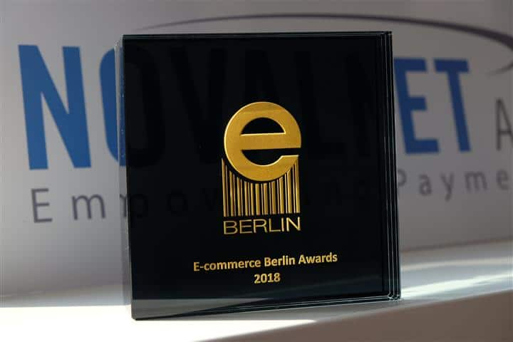 E-commerce Award Novalnet AG