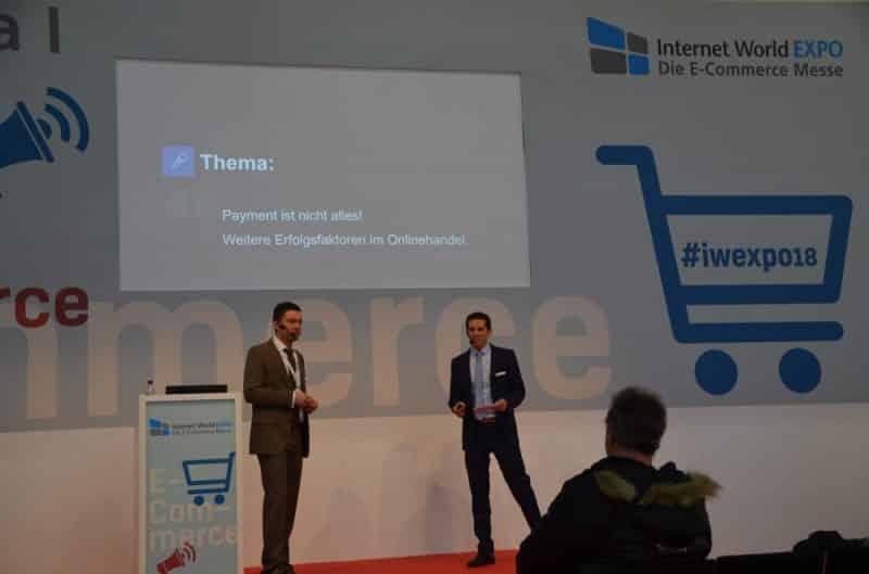 Internet World EXPO: Novalnet zieht positives Fazit