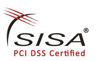 SISA PCI DSS Certified Logo