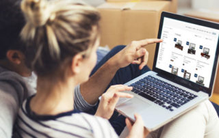 Corona-Pandemie beschleunigt Trend zum Online-Kauf
