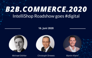 B2b Commerce Intellishop Roadshow