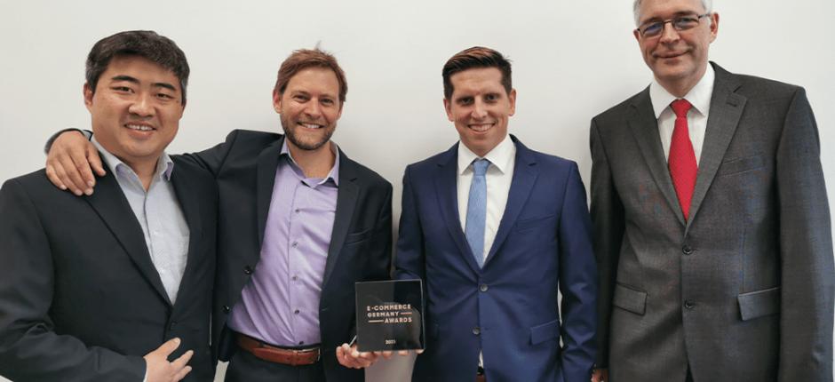 Zahlungsdienstleister Novalnet gewinnt E-Commerce Germany Award 2021