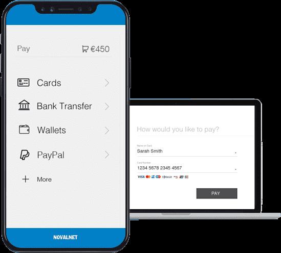 Einfache Zahlungslösungen